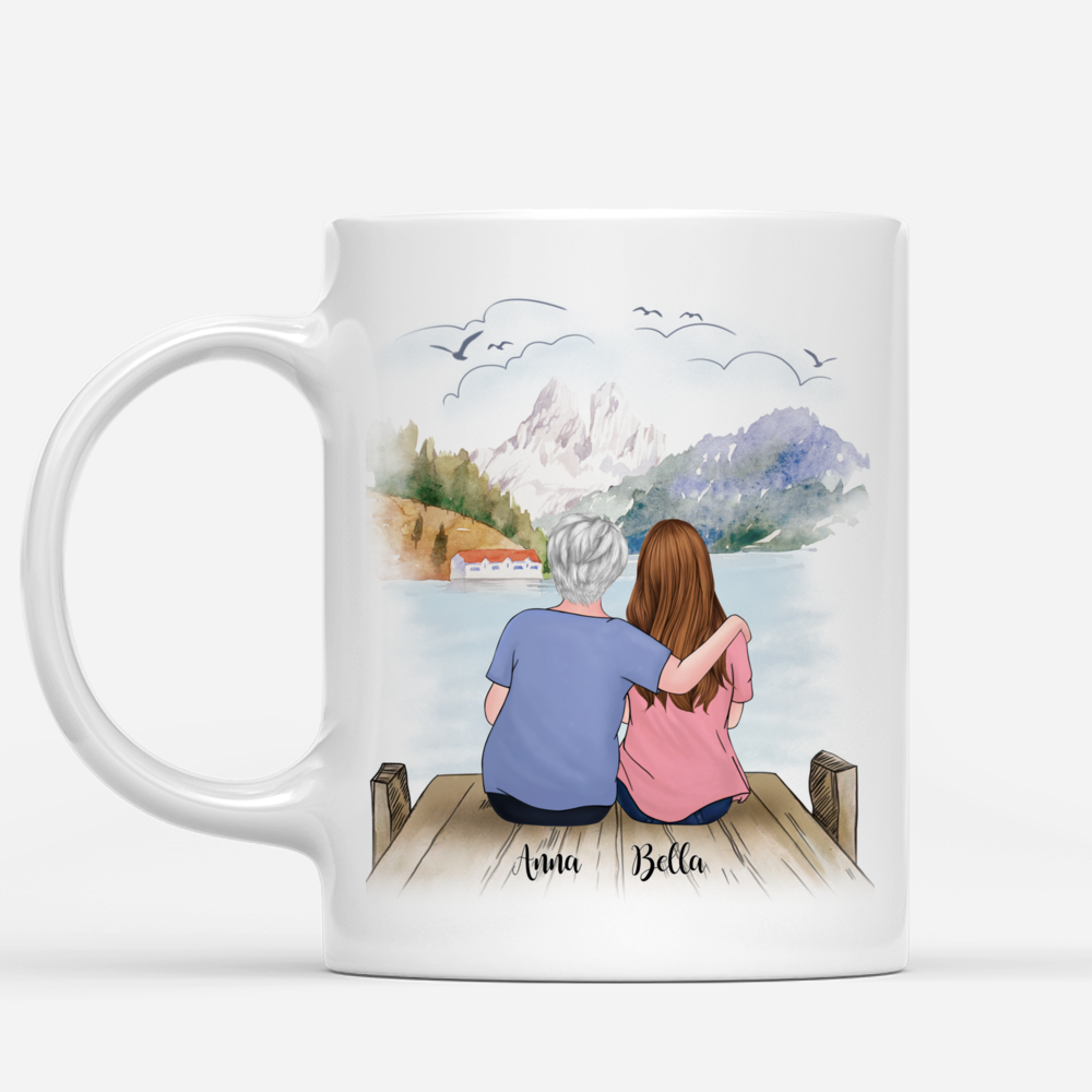 Personalized Mug - Family - Dear Mom, For All The Time That I Forgot To Thank You_1