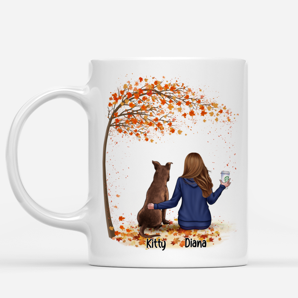 Personalized Mug - Dog Parents - Dogs are my favorite people (ver 1)_1
