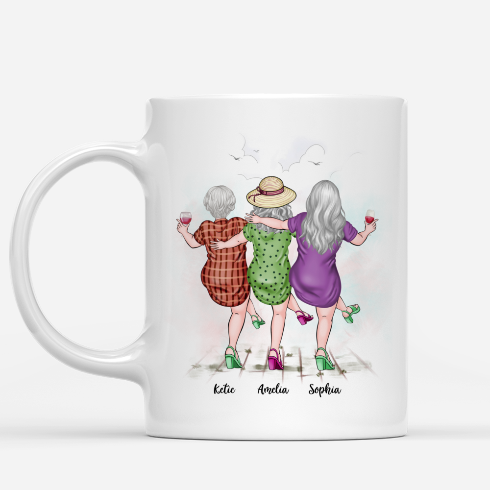 Personalized Mug - Best friends - You Are The She To My Nanigans_1