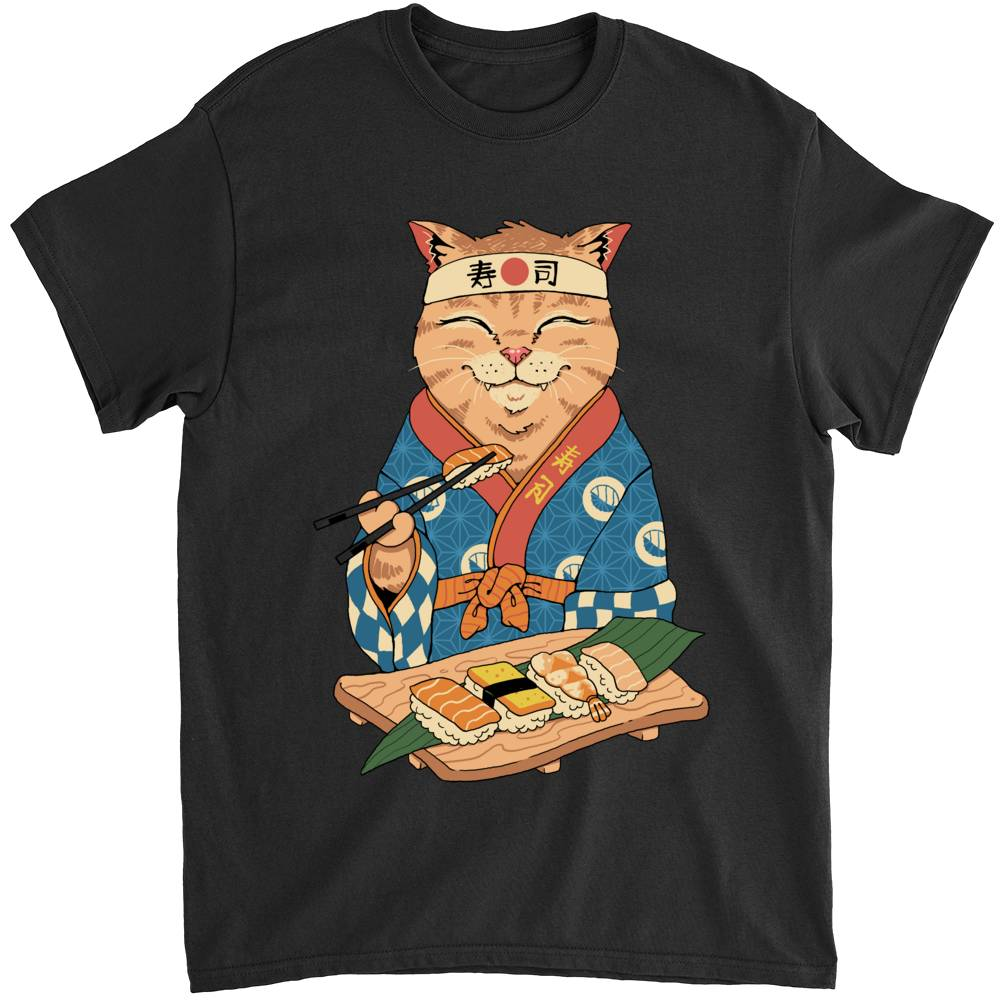 Personalized Shirt - Funny T shirt - Neko (Japanese word for cat)_1