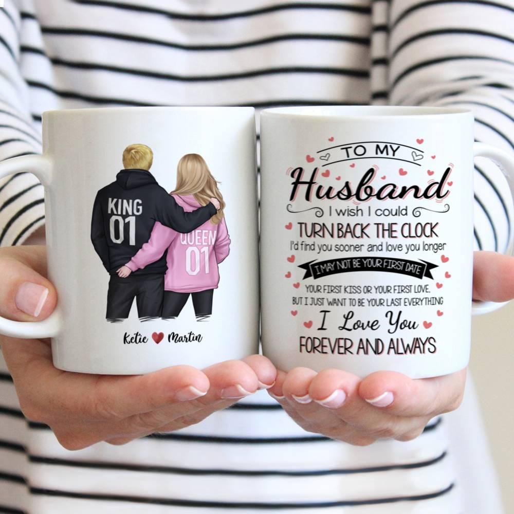 Personalized Mug - Couple - To My Husband.