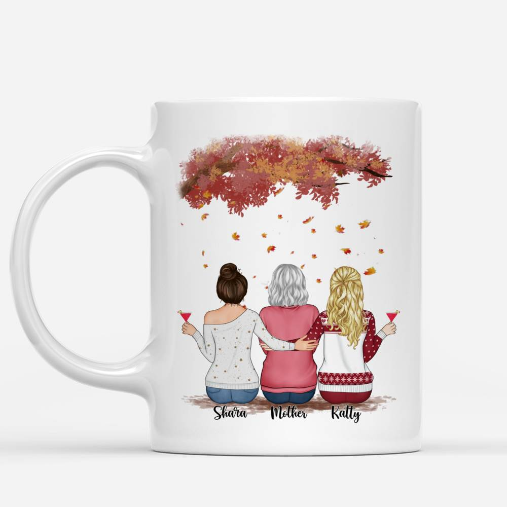 Personalized Mug - Mother and Daughter - Like Mother Like Daughters (3326)_1
