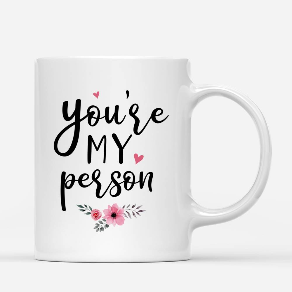 Personalized Mug - Boss Lady - Youre my person_2
