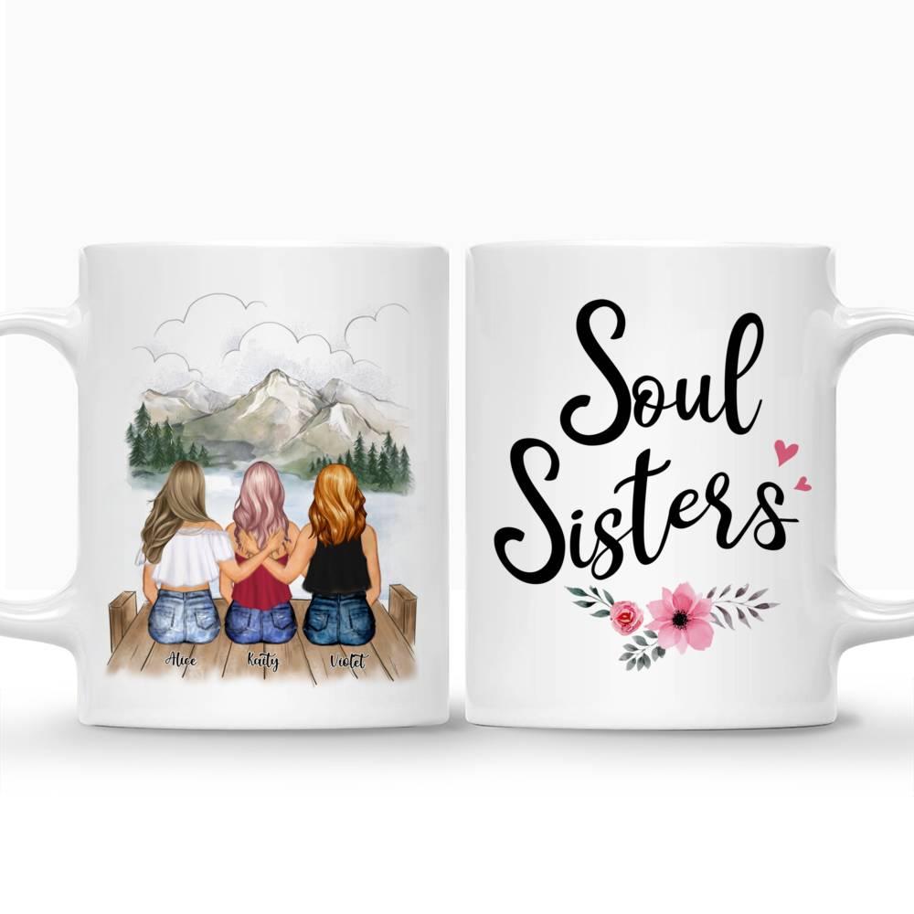 Personalized Mug - Summer Sisters - Soul Sisters_3