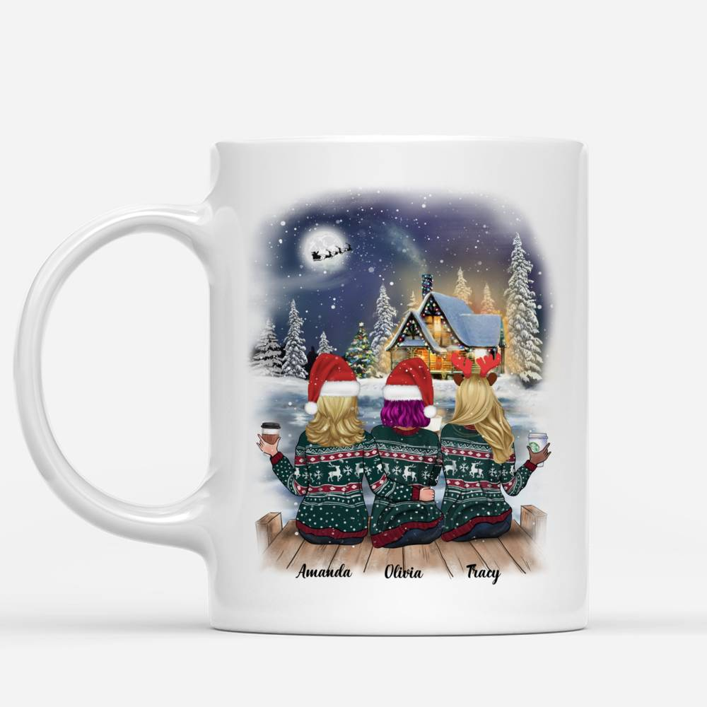 Personalized Mug - Xmas Country Night Mug - Always Sisters_1