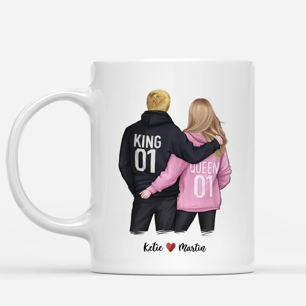Personalized Mug - Couple - To My Husband._1
