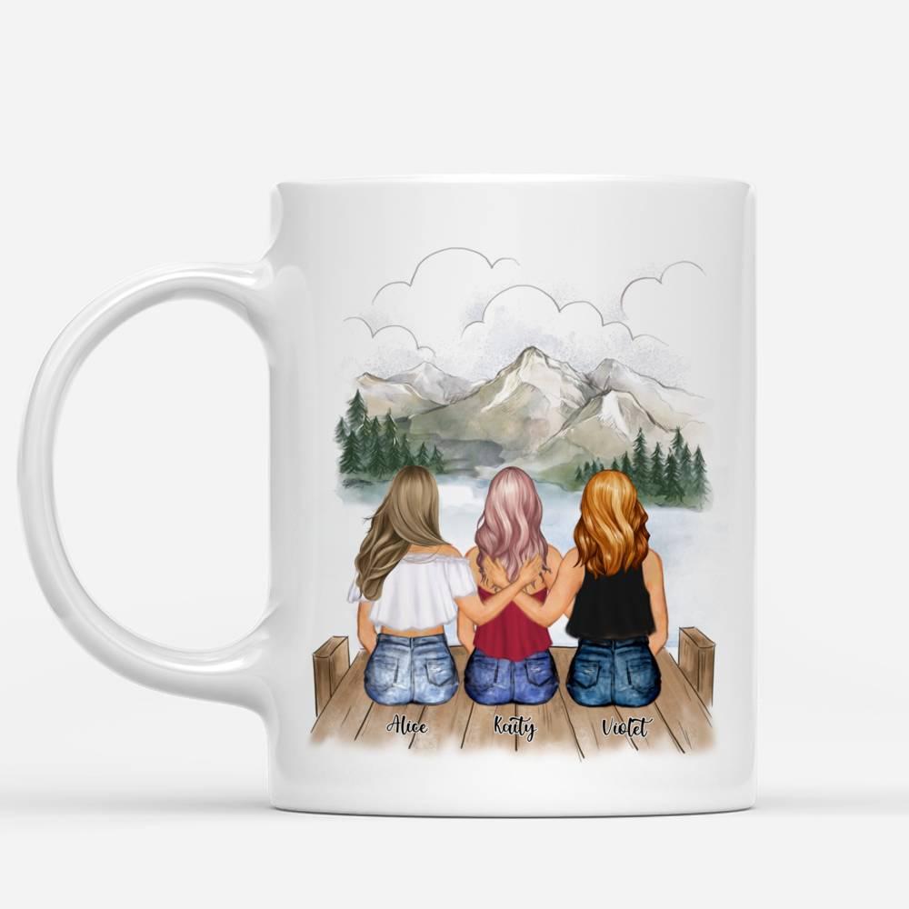 Personalized Mug - Summer Sisters - Soul Sisters_1