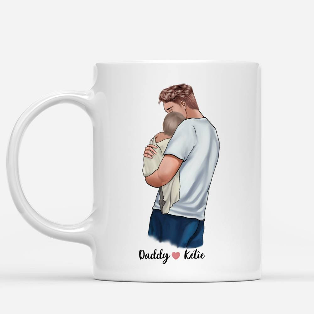 Personalized Mug - Family - My 1st Father day - New_1