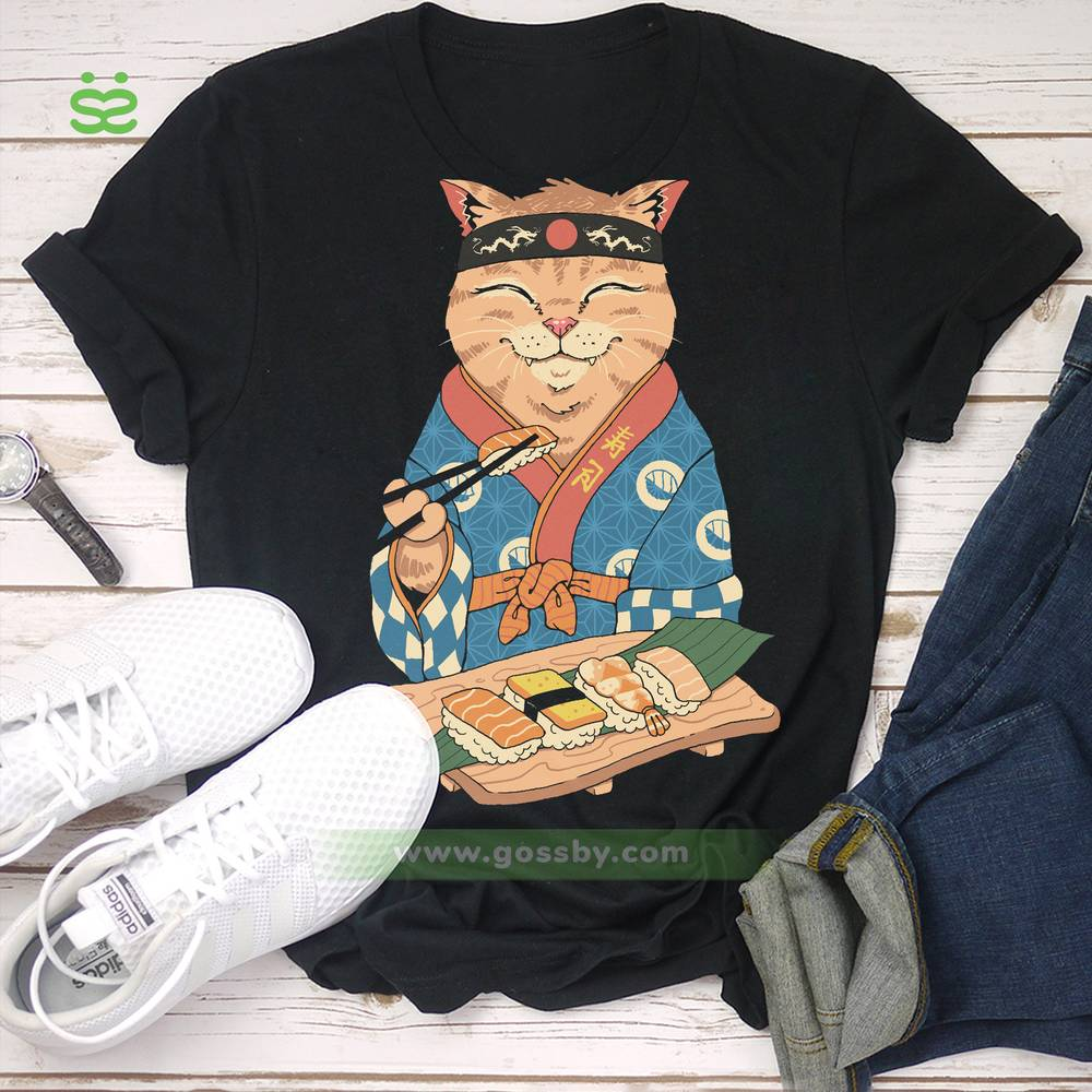 Personalized Shirt - Funny T shirt - Neko (Japanese word for cat)