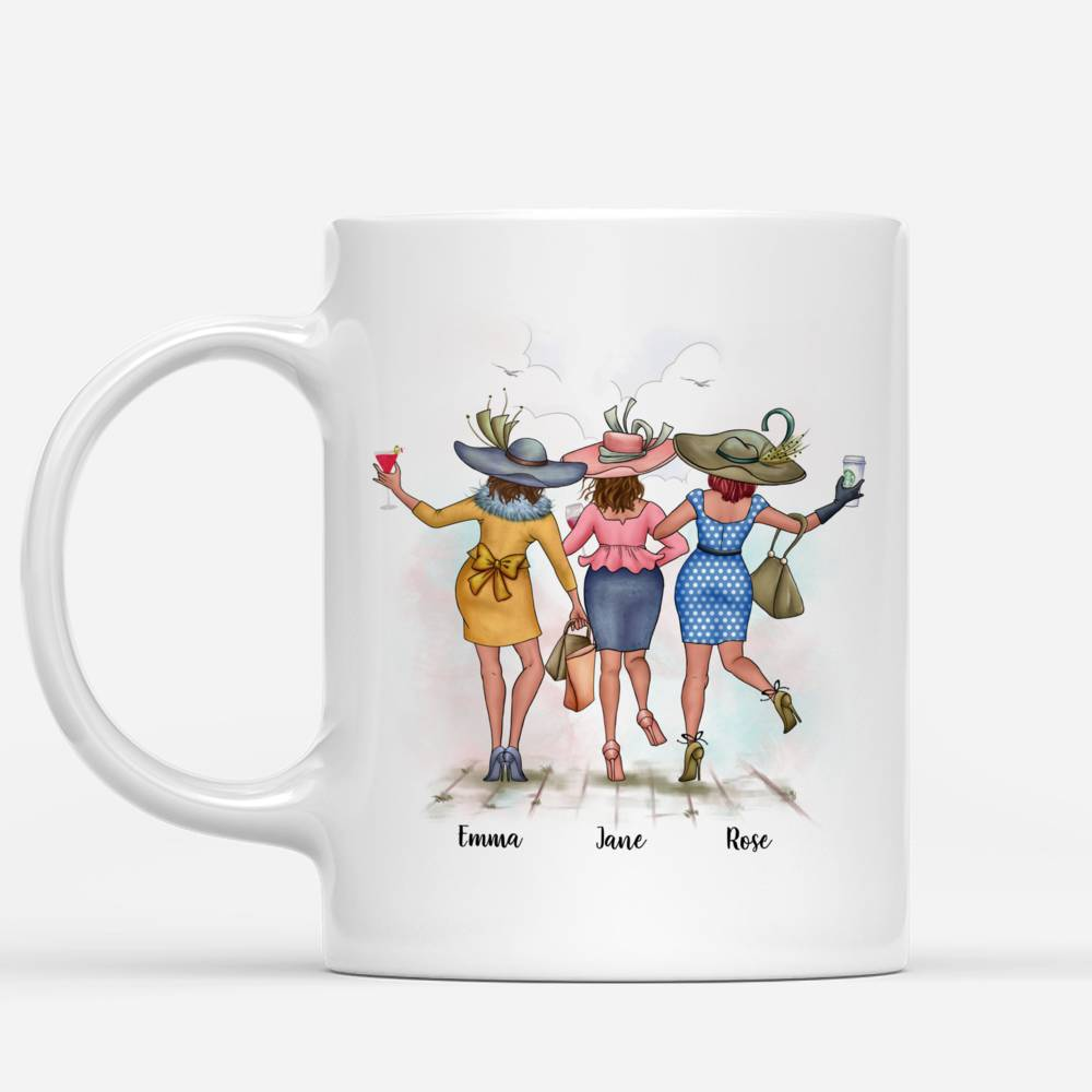 Personalized Mug - Best friends - A Bestie Like You Is Harder To Find Than Toilet Paper During A Pandemic_1