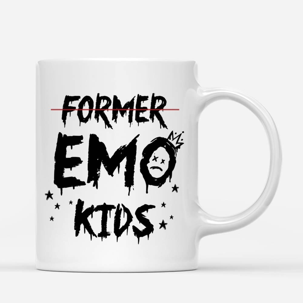 Personalized Mug - Rock Chicks - Former Emo Kids - Up to 4 Ladies (2)_2
