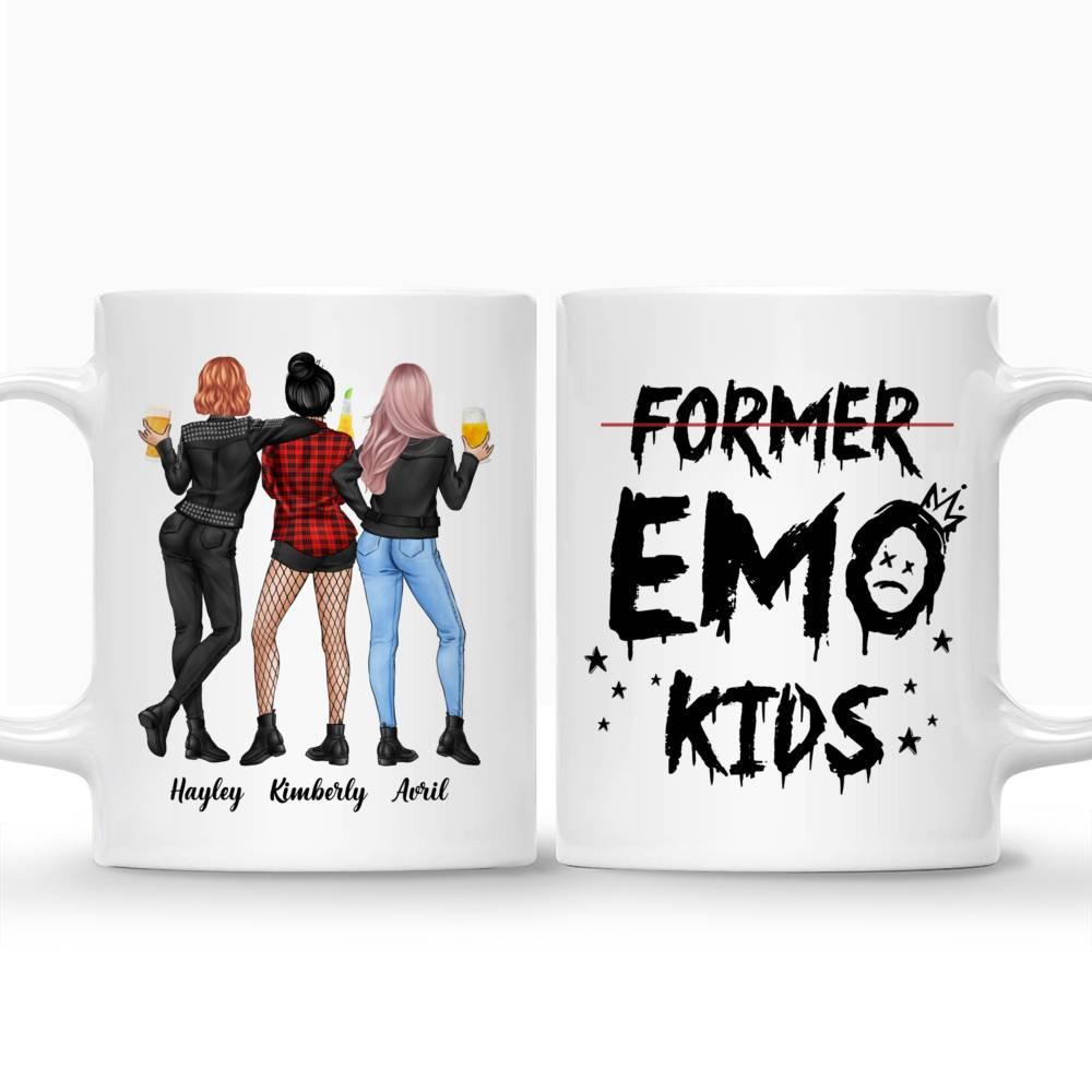 Personalized Mug - Rock Chicks - Former Emo Kids - Up to 4 Ladies (2)_3