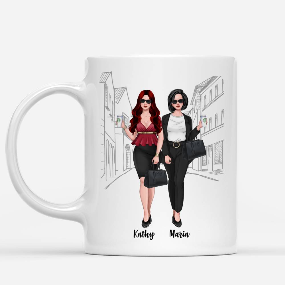 Personalized Mug - Boss Lady - Youre my person_1
