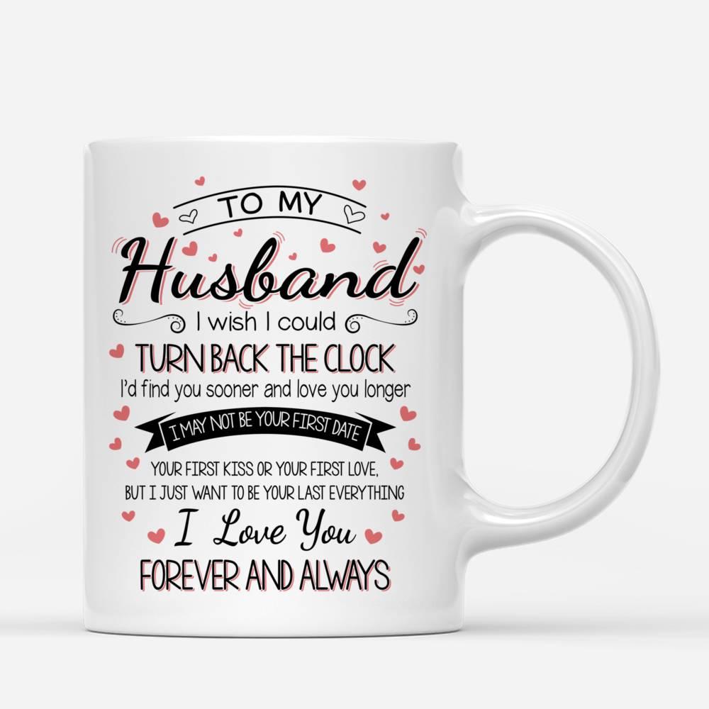 Personalized Mug - Couple - To My Husband._2