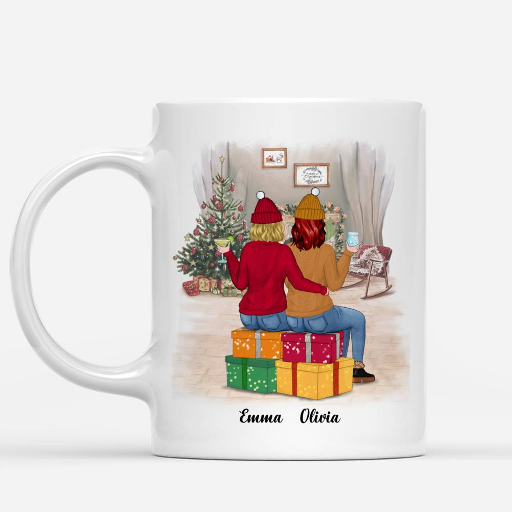 Personalized Mug - The Greatest Gift - Being My Best Friend Is Really The Only Gift You Need (2)_1
