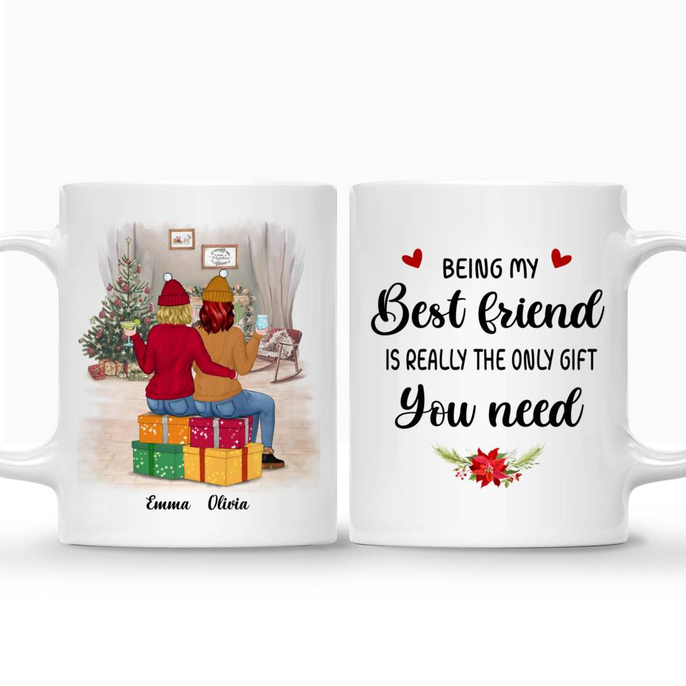 Personalized Mug - The Greatest Gift - Being My Best Friend Is Really The Only Gift You Need (2)_3