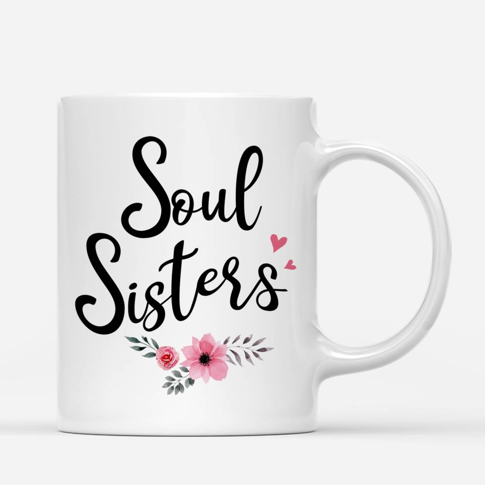 Personalized Mug - Summer Sisters - Soul Sisters_2