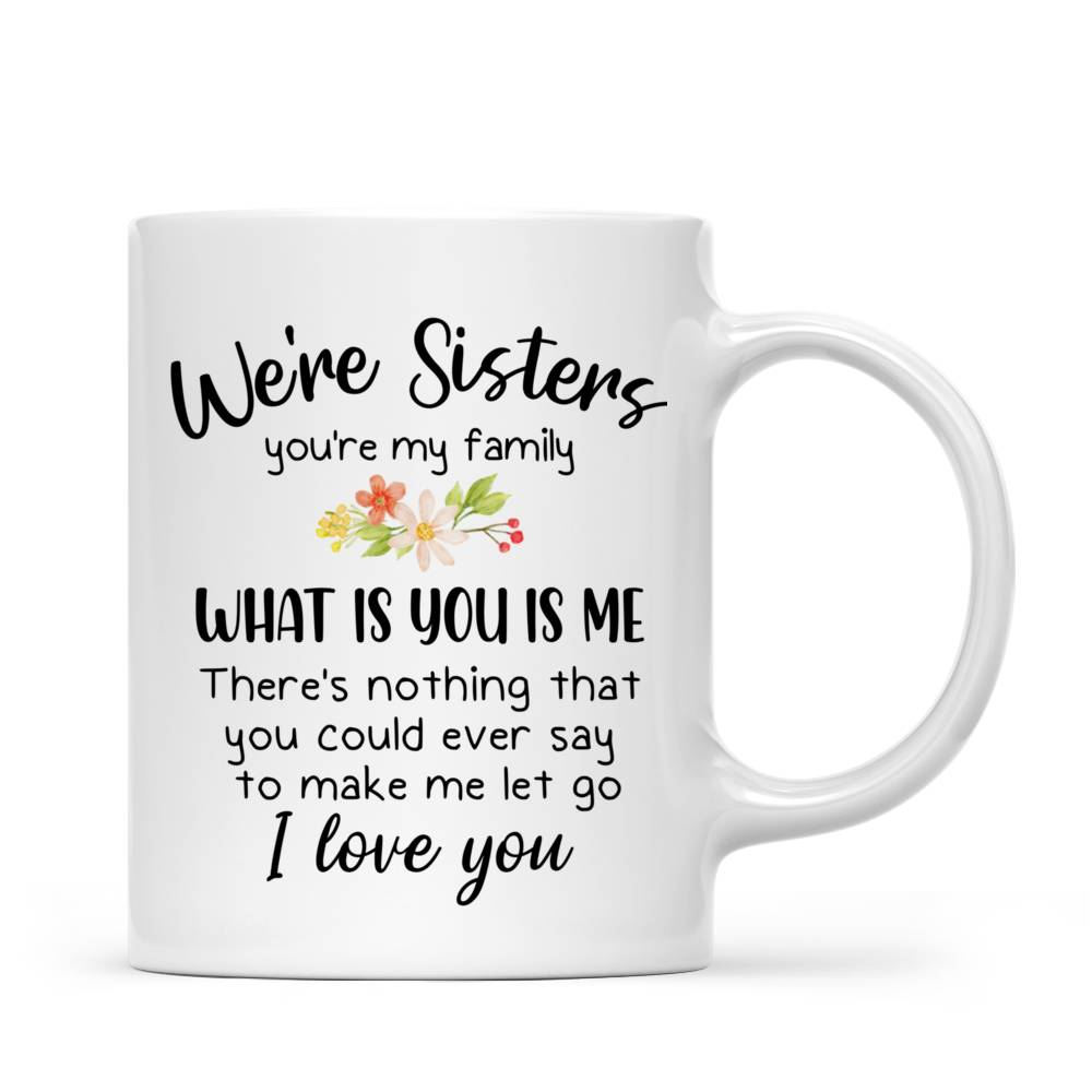 Personalized Mug - Best friends - Up to 5 girls - You've  got a  friend  in me (6490)_5