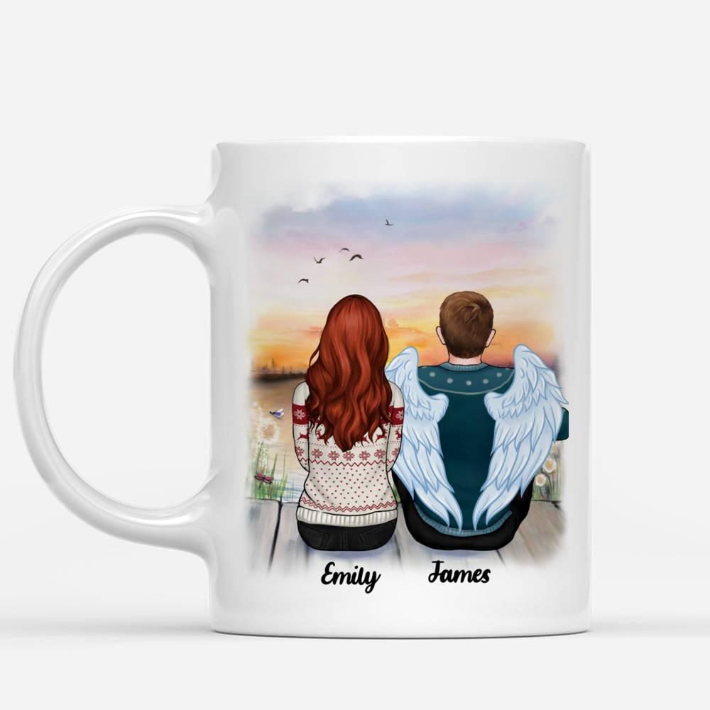 Personalized Mug - Memorial Mug - Sunset - I am always with you_1
